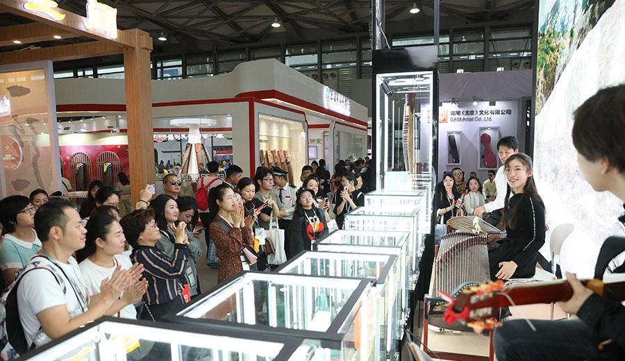 中國(上海)國際樂器展覽會2019  - 炫光大舞台