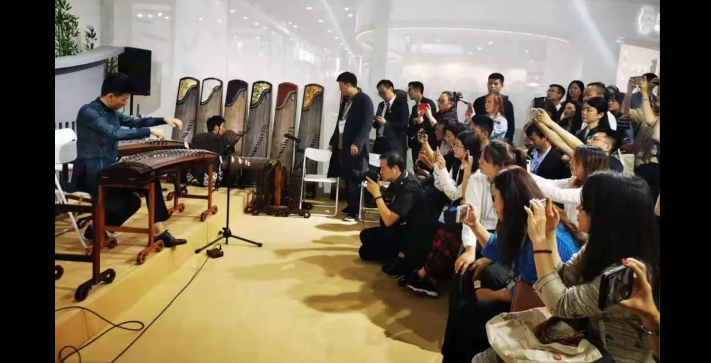 中國(上海)國際樂器展覽會2019<中國傳統人民空間>專場